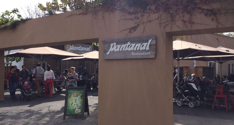 zoo zürich restaurant pantanal